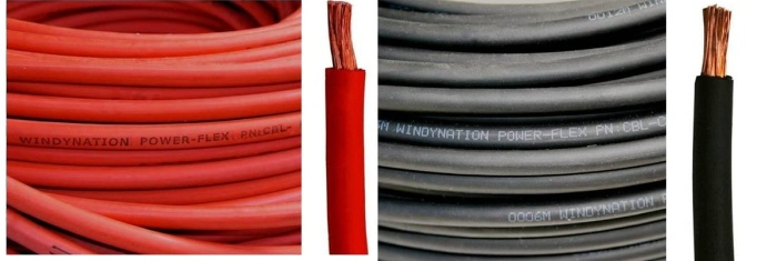 00 gauge wire size in mm and mm2 and ampacity
