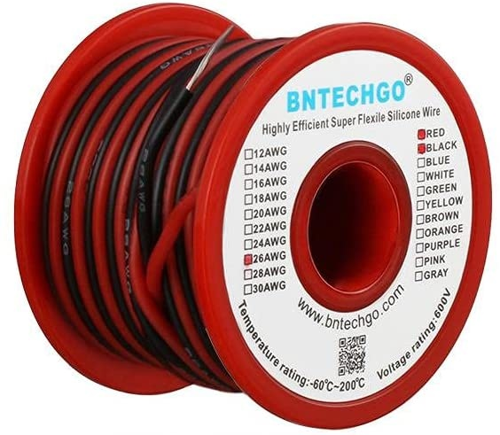 26 awg gauge wire for electrical applications