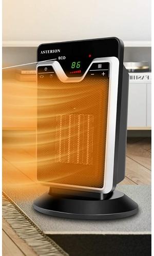 ASTERION Ceramic: Best Ceramic Heater For Large Room