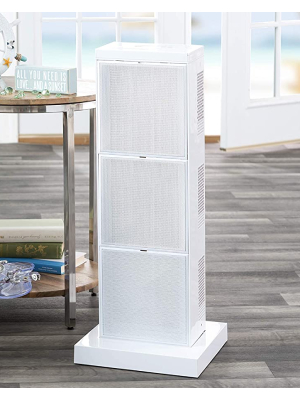 Air Oasis iAdaptAir Ultimate Best Air Purifier For Mold (With 3 Anti-Mold Filters, Quietest).