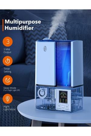 Best Cool Mist Bedroom Humidifier TaoTronics TT-AH001