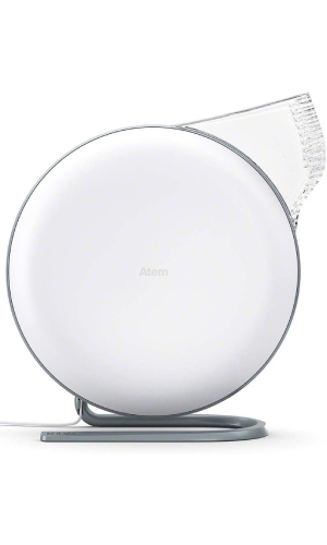 IQAir Atem tabletop air purifier