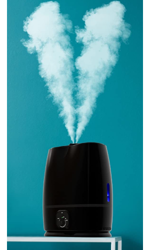 Best Filterless Ultrasonic Humidifier For A Big Room: Everlasting Comfort