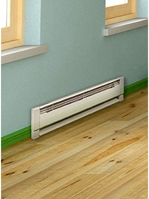 Best Liquid Filled Hydronic Baseboard Heater filled with hot water