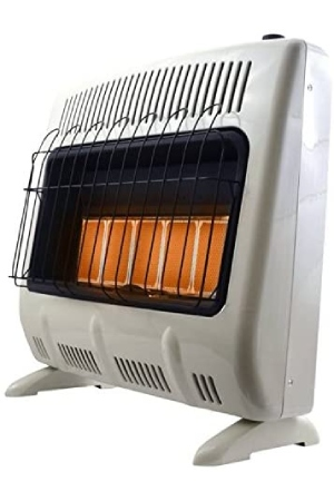 Best Mr Heater Ventless Propane Heater: Mr. Heater F299830 (Freestanding Option)