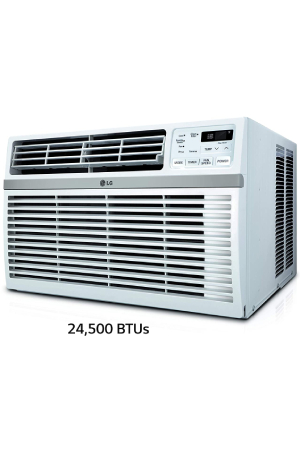 Biggest LG Window Air Conditioner For Large Rooms LG LW2516ER