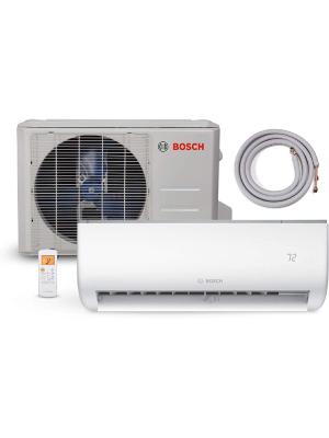 Bosch Ultra-Quiet 20.7 SEER the quietest mini split air conditioner