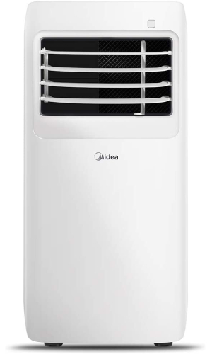 MIDEA MAP08R1CWT (Cheap Portable AC For Smaller Rooms Up To 150 Sq Ft