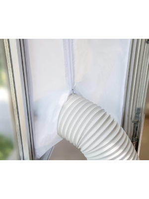 Airly: Cheapest Air Conditioner Window Seal For Less Than $25