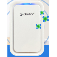 Clarifion Filterless air purifier for mounting on the wall