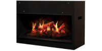 Dimplex Opti-V Series Solo high end fireplace