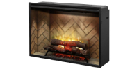 Dimplex Revillusion RBF very realistic electric fireplace
