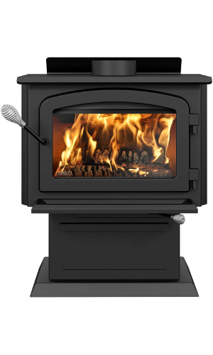 4 Best Wood Stoves In 2021 With High Efficiency Low Emission Rates