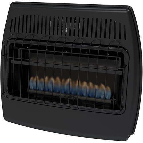 ventfree garage heater natural gas or propane