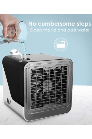 FlyBanboo Cooler: Easiest Personal Air Conditioner With Ice To Use