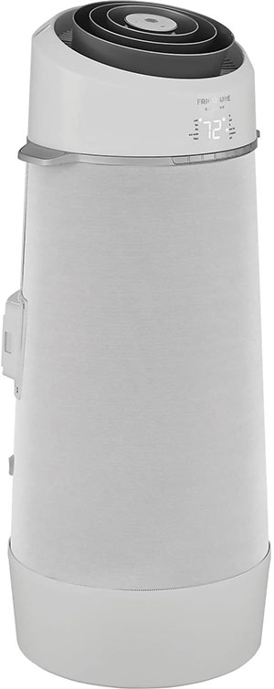 round portable air conditioner Frigidaire