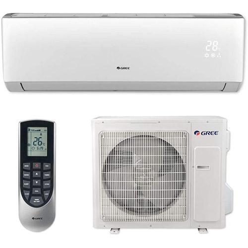 gree heat pump with one zone mini split