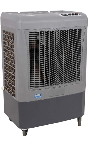 evaporative cooler that works as air conditioner but doesn't need to be vented