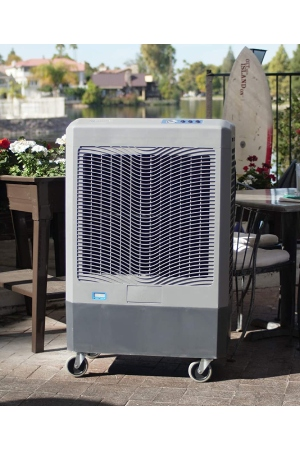 Best Overall Outdoor Air Conditioner: Hessaire MC61M (Perfect For Patios)