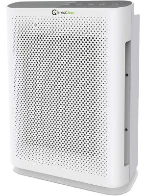 InvisiClean Aura II: Cheapest Air Purifier For Mold (Below $200)