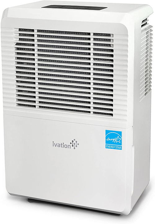 IVALDH70PW ivation device that is superb whole house dehumidifier