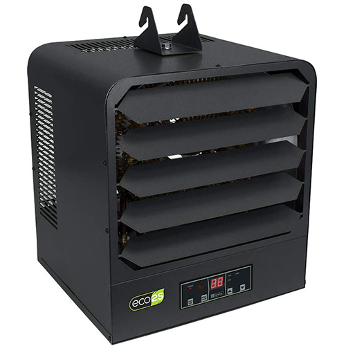 most powerful electric garage heater