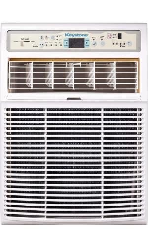 Keystone KSTSW10A: 10,000 BTU Vertical Window AC Unit