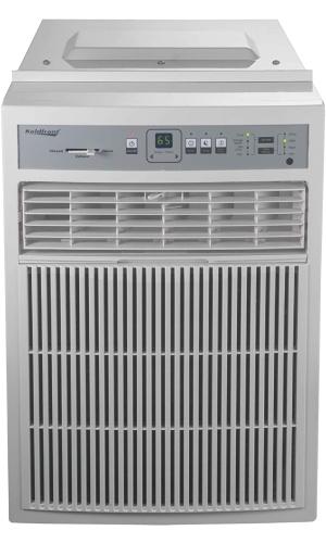 Koldfront CAC8000W: Quietest 8,000 BTU Casement Window AC Unit