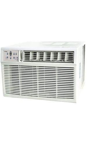 Koldfront WAC25001W: Biggest Window Unit With Heat (25,000 BTU)