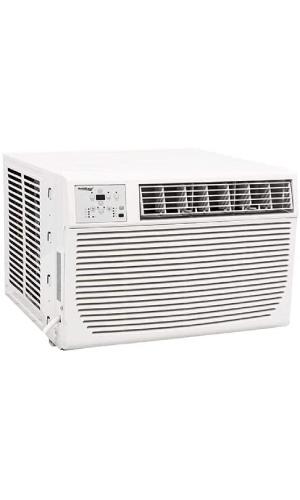 Koldfront WAC8001W: Energy-Efficient 115V 8,000 BTU Window AC With Heater