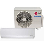 lg mini split ac with the highest SEER rating