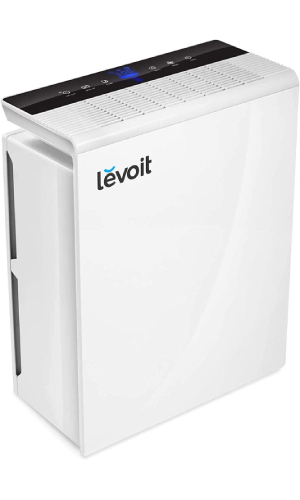 Best Levoit Compact Air Purifier For Smoke