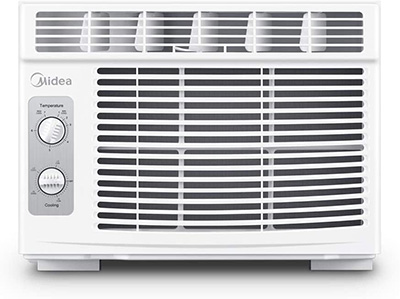 small midea air conditioner for a small bedroom