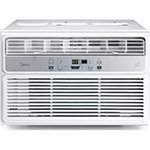 midea double hang window air conditioner model MAW08R1BWT