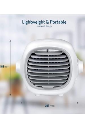 Marnur Cooler: Quietest Desktop Personal Air Cooler And Fan