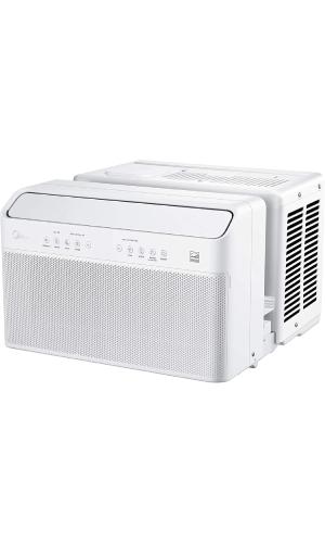 Midea U Inverter: Best 8,000 BTU Window Air Conditioner