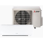 the best mitsubishi mini split ac with a heat pump