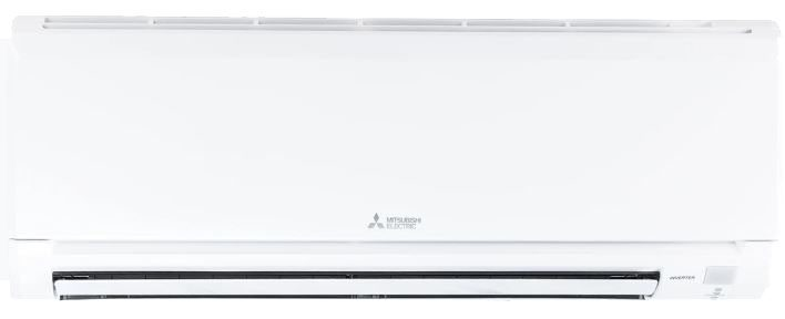 MZ-GL12NA indoor unit with air filter, blower and evaporator coils