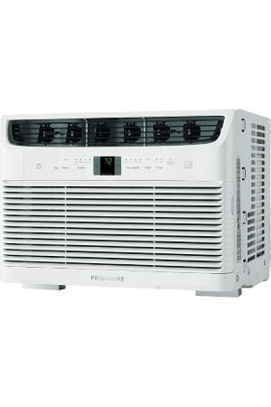 Frigidaire FFRE053WAE: Most Energy-Efficient Smallest 5,000 BTU Window AC Unit.