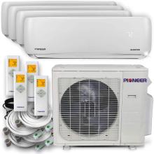 PIONEER 4 Split Heat Pump