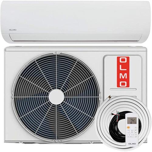 olmo alpic one zone ductless mini split heat pump
