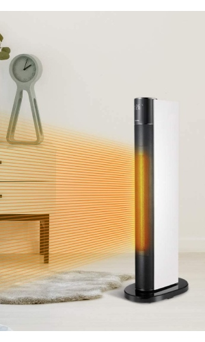 Pelonis Tower: Best Tower Heater For Large Room