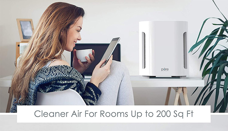 Pure Enrichment PureZone 3-in-1 portable air purifier