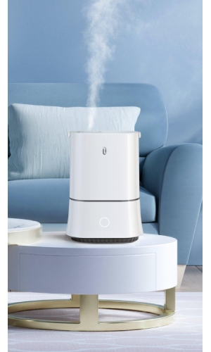 Quietest Humidifier For A Large Bedroom: Taotronics TT-AH045 (26 dB noise levels)