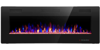 R.W.Flame 60″ electric fireplace insert