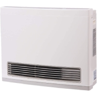 Rinnai FC824P (Safest ventless propane heater And Most Reliable)