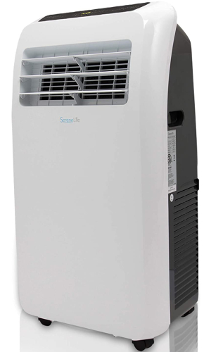 SereneLife SLPAC10: Best Small Portable AC Unit With Heater