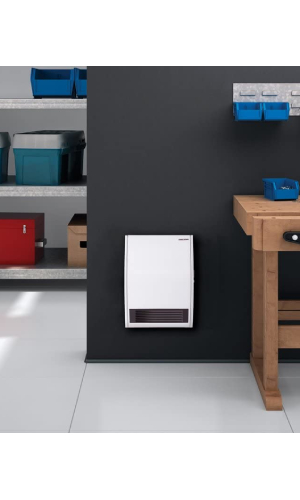Stiebel Eltron 074057: Best Wall-Mounted Electric Heater For Large Room.