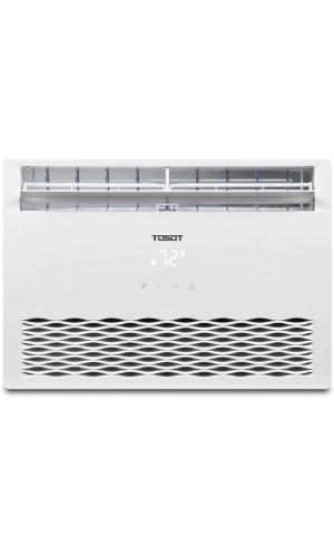 TOSOT Tranquillity: Quietest 8,000 BTU Air Conditioner.