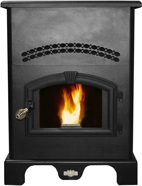 5 Best Pellet Stoves In 2021 For 500 2, Englander 27 5 In 1500 Sq Ft Wood Burning Fireplace Insert
